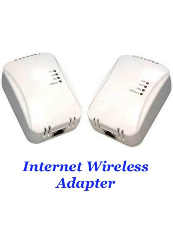 digital Nordic Powerlink Network 2 pack adapter kit