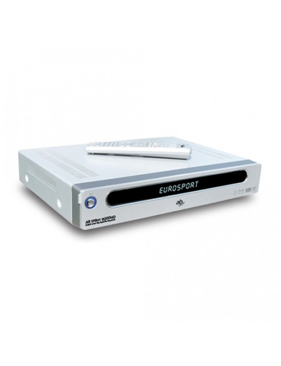 DGStation AB IPBox 9000HD Silver (CubeRevo HD IPBox 9000HD)