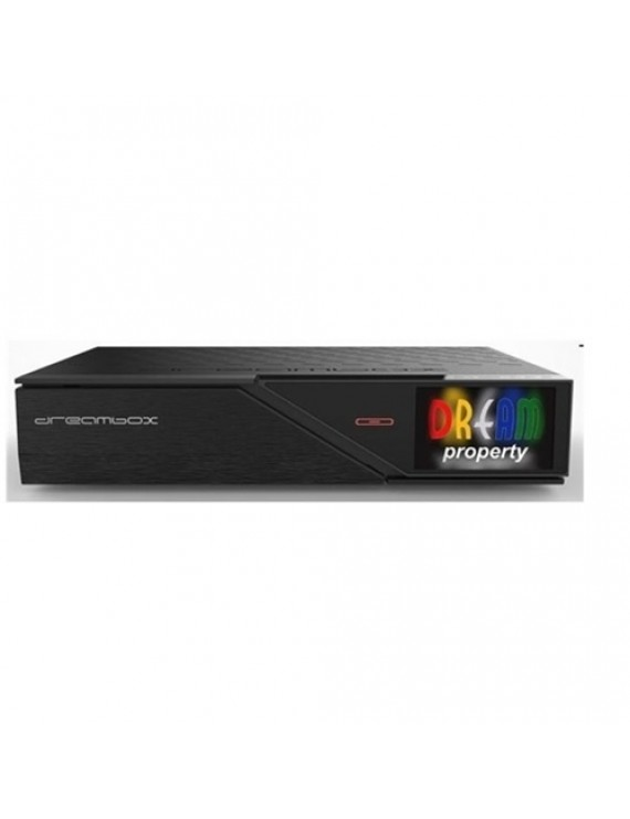 Dreambox DM 900 Ultra HD 4K Dual DVB-C/T2