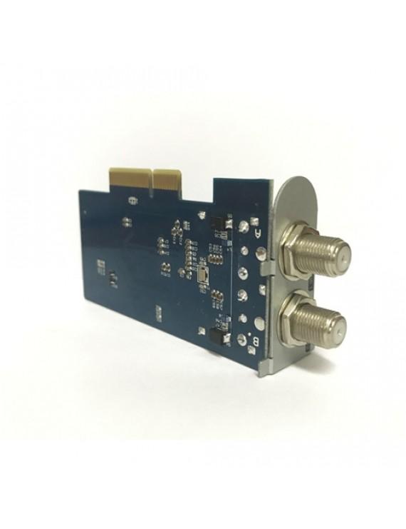 Dreambox Dual DVB-S2X MS Twin Tuner