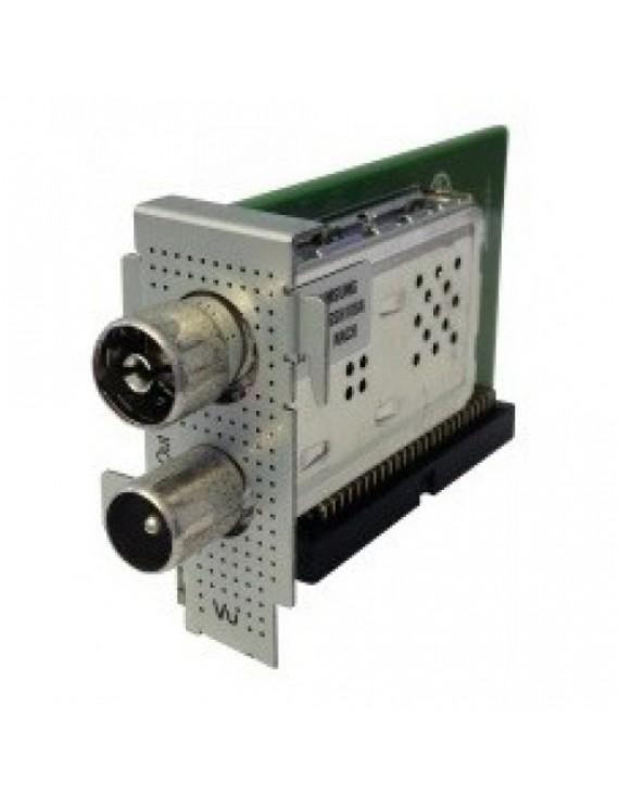Dual Tuner DVB-T2/T/C