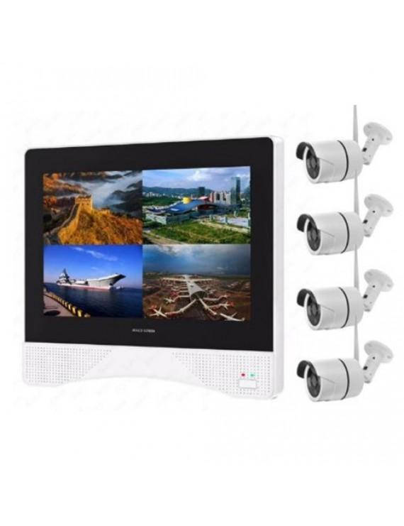 Kamera Kit NVR-M420-YH