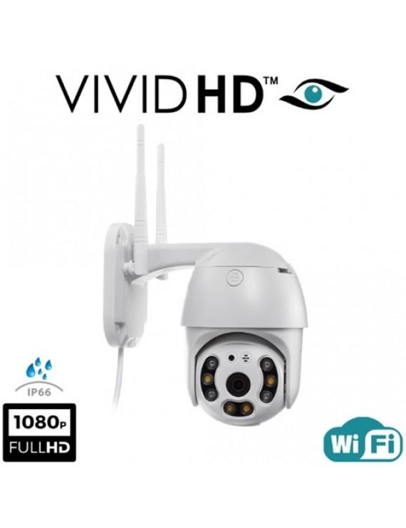 Wifi övervakningskamera 1080P PTZ-MINI DORIS