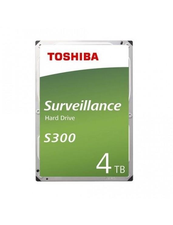 TOSHIBA 4TB SURVEILLANCE HARD DRIVE