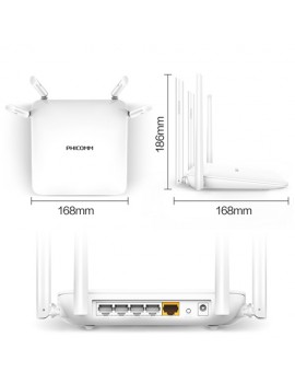 PHICOMM Dual Band Gigabit Router 1200M