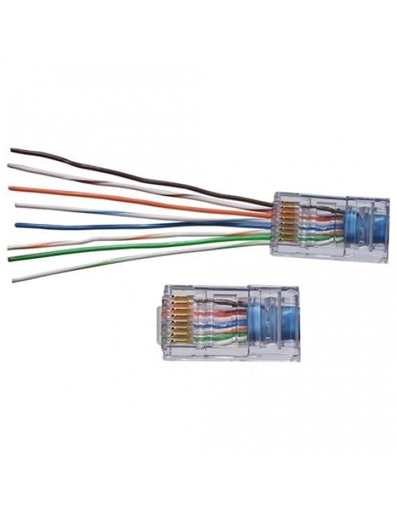 EZ-RJ45 CAT6 Connectors