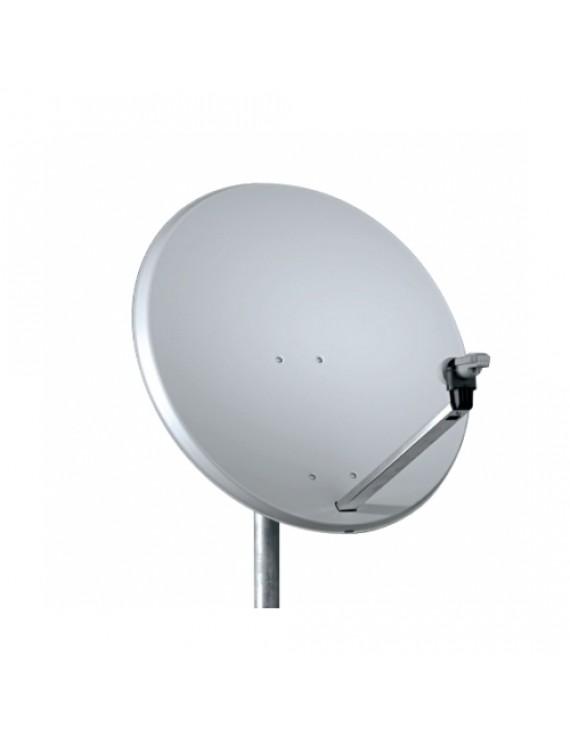 Tele System, 85cm, stål inkl mastfäste