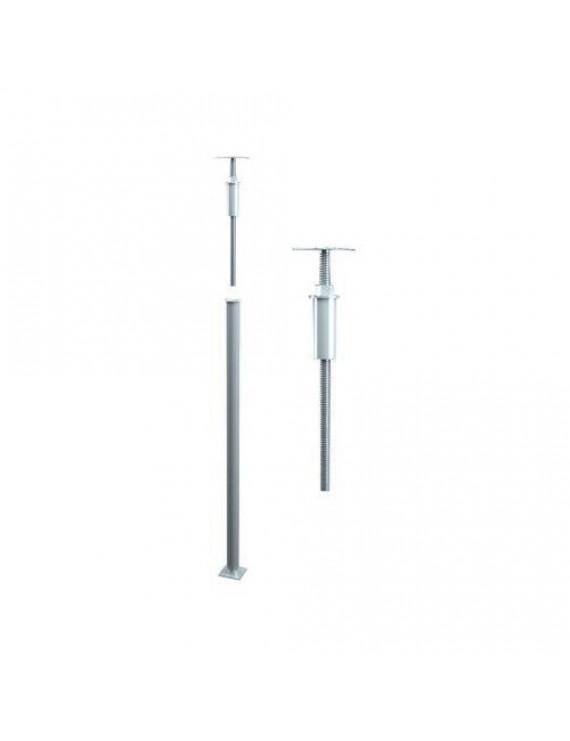 Balkongfäste - Justerbar 200cm till 240cm.