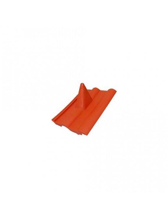 Takstos panna (röd)