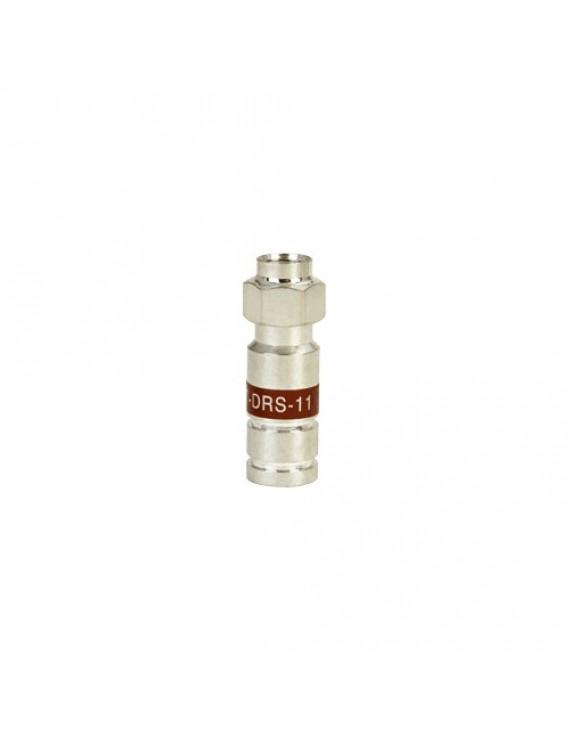 Kontakt F-hane compression, RG-11(1,6/7,1), PCT-DRS11