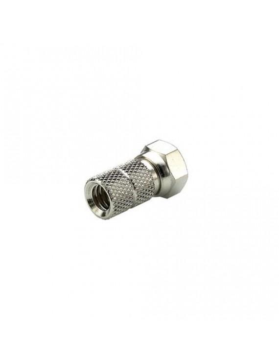 F-kont. skruv f. 5mm kabel 3,9/5,2mm