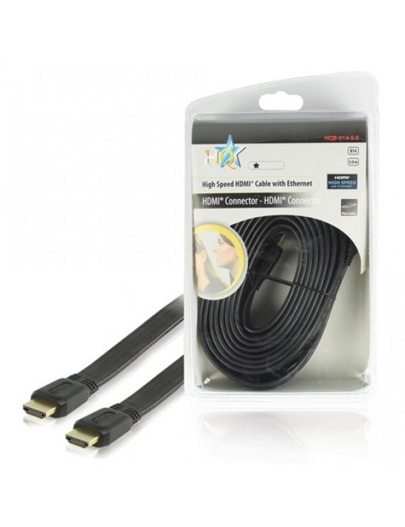 HDMI-kabel 5m, ver 1,4