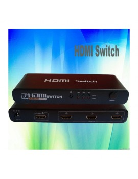 3 to 1 HDMI Switch
