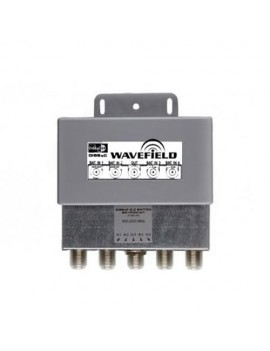 Wavefield Hi iso, 4-v switch