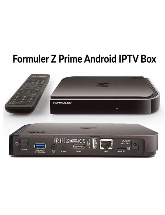Formuler Z Prime Mag+Android