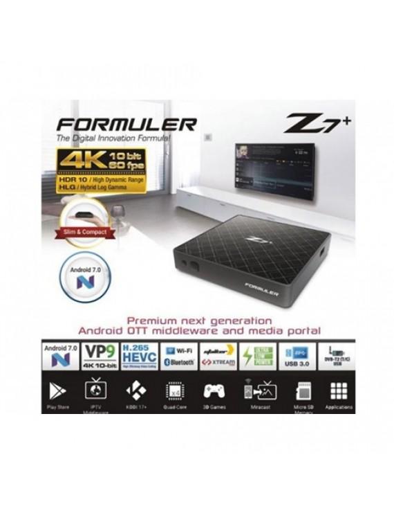 FORMULER Z7+ 5G
