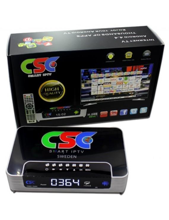 CSC Smart IPTV 12 mån