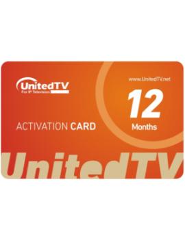 United IPTV Arabiska kanaler