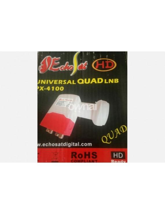 EchoSat QuadLNB 0.03dB HD