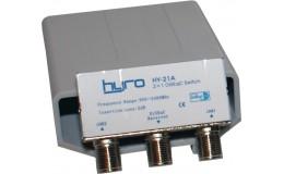 Hyro-2-Vägs-DiSEqC-Switch