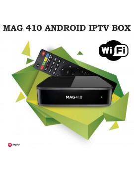 MAG 410 Infomir (4K) WIFI Original